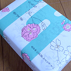 朔日餅☆包み紙
